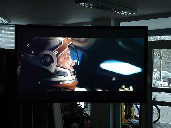 Interstellar auf CouchScreen Leinwand Bild 2