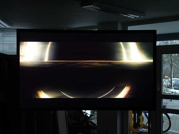 Interstellar auf CouchScreen Leinwand Bild 3